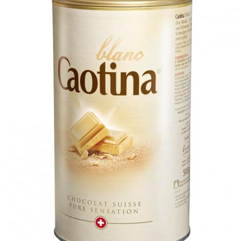 Kакао Caotina blanc метал.банка 0,500 кг.