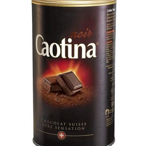 Kакао Caotina noir,банка 0,500 кг.