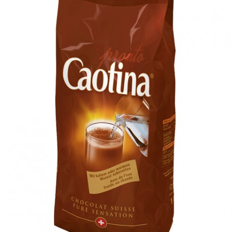 Kакао Caotina Pronto, фольга пакет 1 кг.