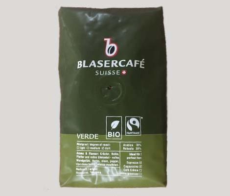 Кофе Blasercafe Verde Bio 250 гр.