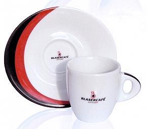 Чашка «Rosso Nero» для эспрессо
