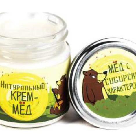 Крем-мёд с сибирским характером