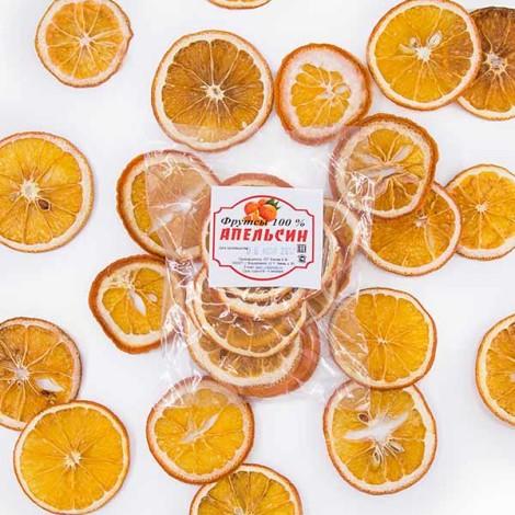 Фруктовые чипсы Апельсин