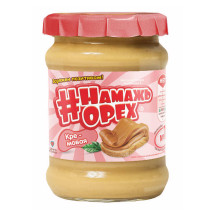 Арахисовая паста Намажь орех «Кремовая» 250 грамм