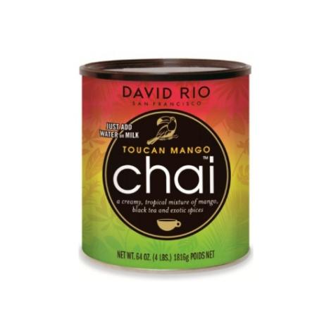 Чай латте Toucan Mango David Rio Chai (100гр.)