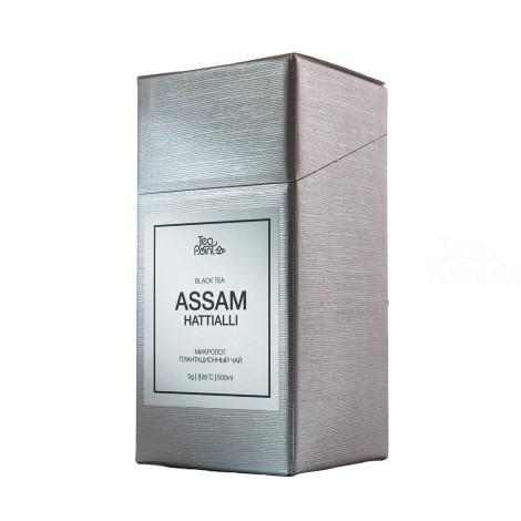 Индийский черный чай Ассам HATTIALLI (50 гр.)